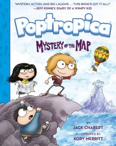 Mystery of the map. Volume 1