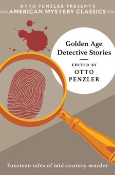 Golden Age Detective Stories
