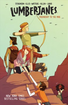 Lumberjanes. Volume 2, issue 5-8, Friendship to the max