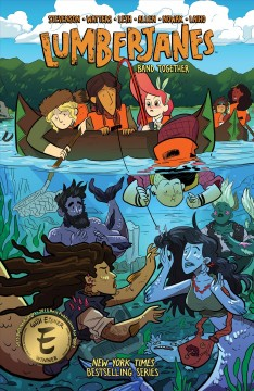 Lumberjanes. Volume 5, issue 13, 18-20, Band together