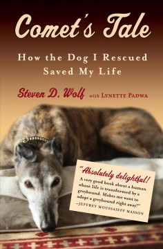 Comet's tale how the dog I rescued saved my life / Steven Wolf with Lynette Padwa.