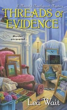 Threads of evidence Lea Wait.