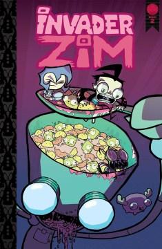 Invader Zim. Book 2 / created by Jhonen Vasquez.