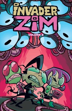 Invader Zim 8