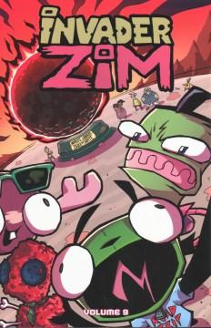 Invader Zim 9