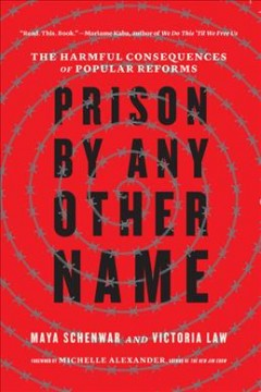 Prison by Any Other Name : The Harmful Consequences of Popular Reforms