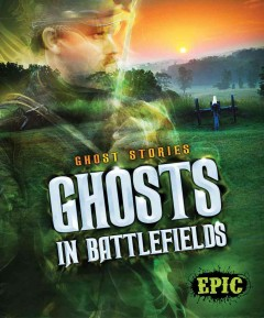 Ghosts in battlefields / by Lisa Owings.