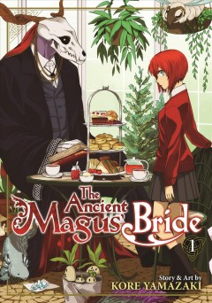 The ancient Magus' bride. 1