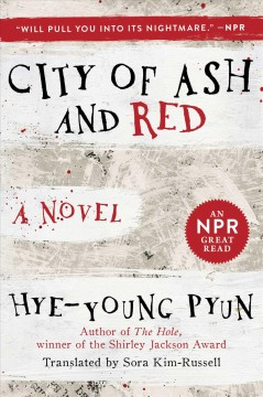 City of ash and red : a novel