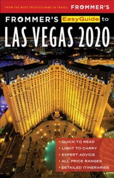 Frommer's 2020 Easyguide to Las Vegas