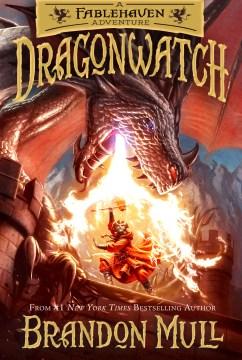 Dragonwatch Brandon Mull.