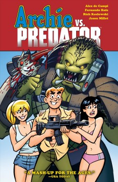 Archie vs Predator. Issue 1-4 script, Alex de Campi