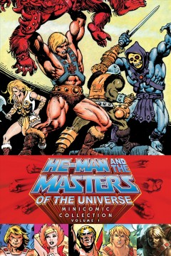 He-Man and the Masters of the Universe : minicomic collection, volume 1