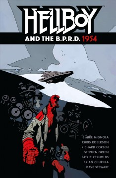 Mike Mignola's Hellboy and the B.P.R.D. Issue 1-5. 1954
