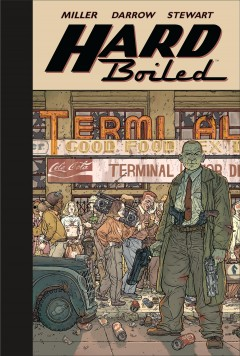 Hard boiled story, Frank Miller and Geof Darrow ; script, Frank Miller ; art, Geof Darrow ; colors, Dave Stewart ; letters, John Workman.