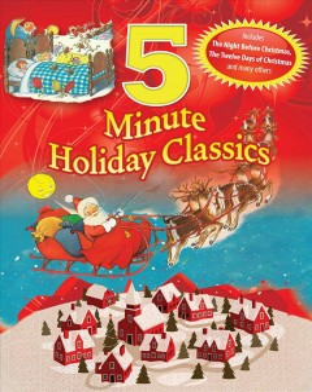 5 minute holiday classics.