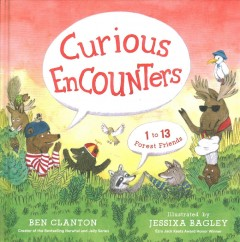 Curious encounters : 1 to 13 forest friends
