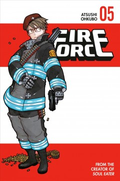 Fire force. 05