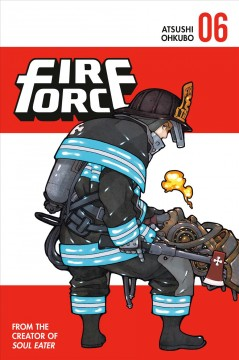 Fire force. 06