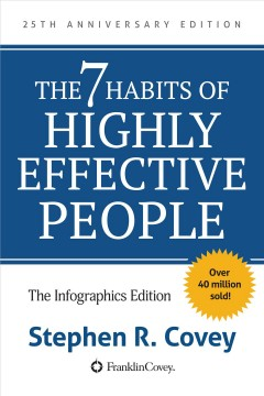 The 7 habits of highly effective people : the 8th habit Stephen R. Covey.