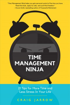 Time management ninja Craig Jarrow.