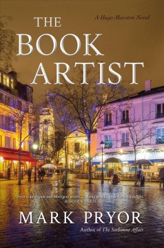 The book artist : a Hugo Marston novel