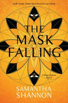 The mask falling Samantha Shannon.