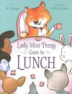 Lady Miss Penny Goes to Lunch