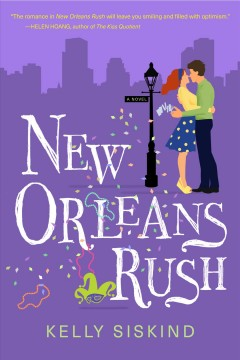 New Orleans rush Kelly Siskind.