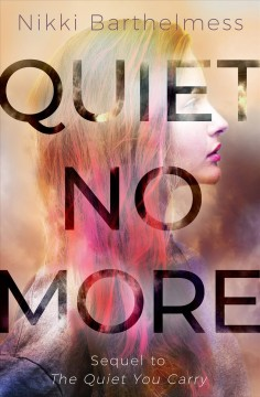 Quiet no more