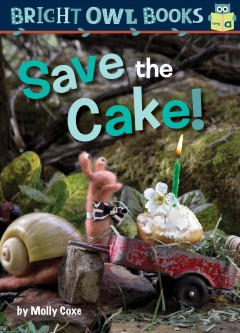 Save the cake! / Long Vowel A