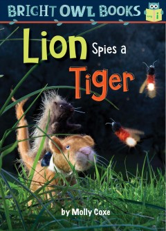 Lion spies a tiger / Long Vowel I