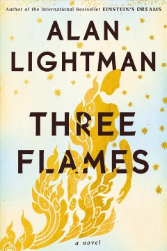 Three flames : a novel