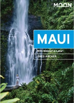 Moon Maui : With Molokai & Lanai