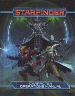 Starfinder : Character Operations Manual