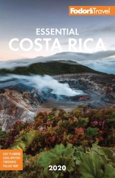 Fodor's Essential 2020 Costa Rica