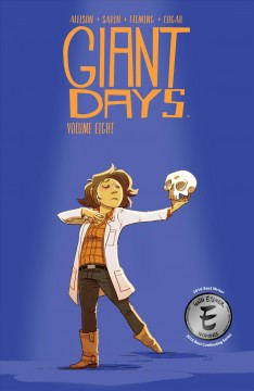 Giant Days. Volume 8, issue 29-32