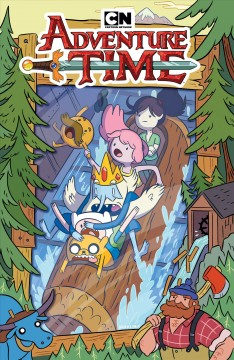 Adventure time. Volume 16, issue 70-73