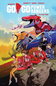 Saban's go go Power Rangers. Volume 2, issue 5-8