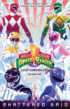 Mighty Morphin Power Rangers. Volume one, Lost chronicles