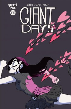Giant days. Issue 40