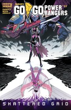 Saban's go go Power Rangers. Issue 11