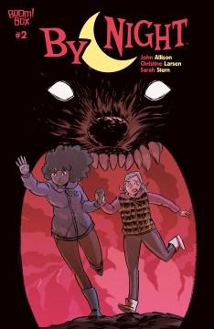 By night. Issue 2 John Allison.