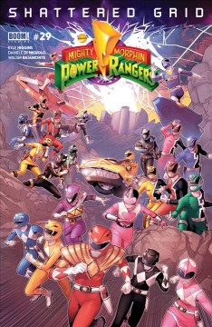 Mighty Morphin Power Rangers. Issue 29