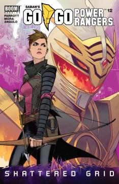 Saban's go go Power Rangers. Issue 12
