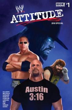 WWE : attitude era 2018 special #1;. Issue 1