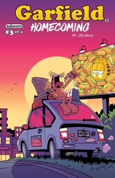 Garfield, Homecoming. Issue 8