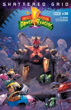 Mighty Morphin Power Rangers. Issue 30