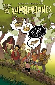 Lumberjanes. Issue 53