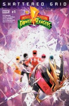 Mighty morphin power rangers. Issue 26 Kyle Higgins, Ryan Ferrier.
